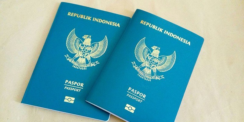 passport indonesia